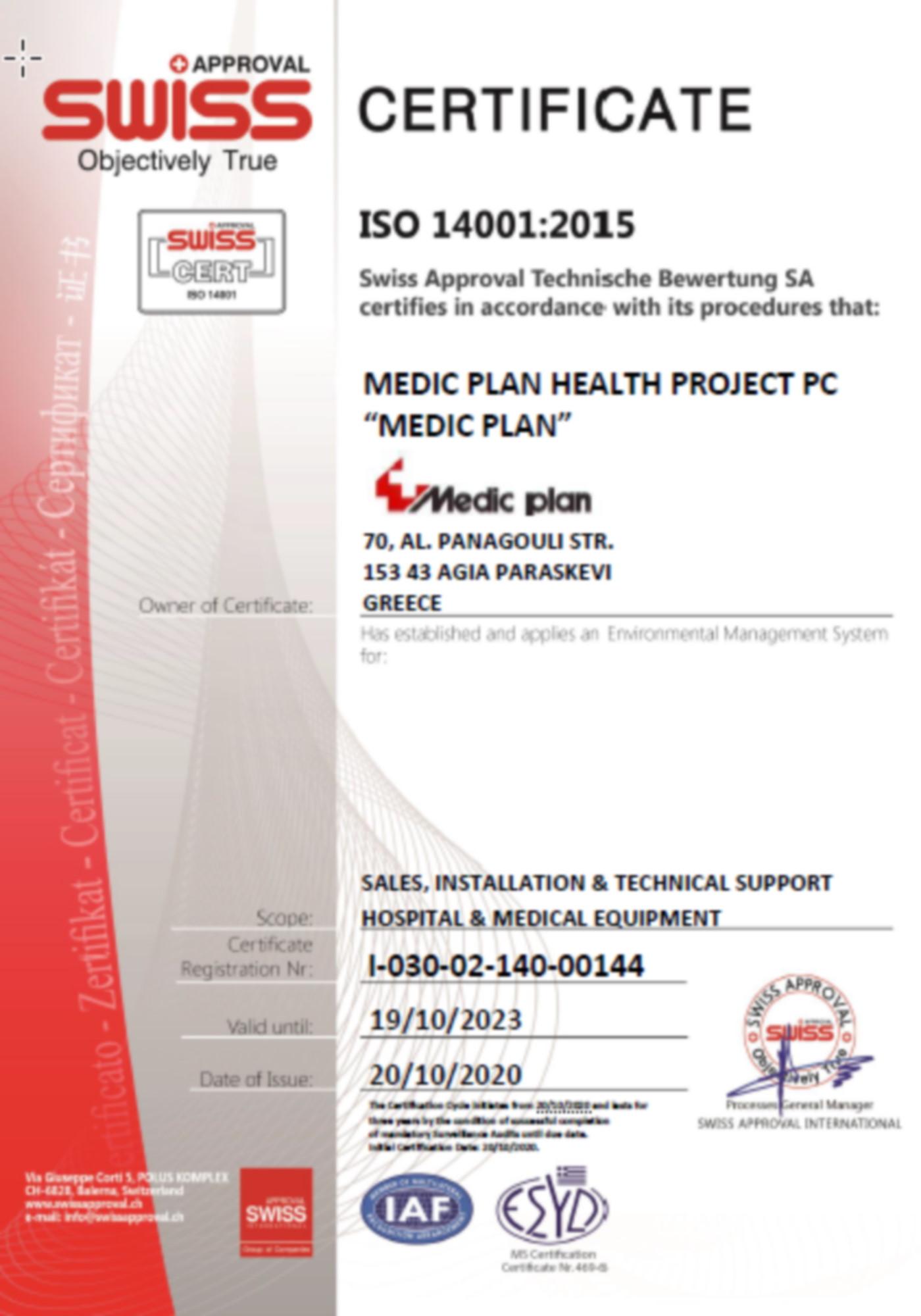 MEDIC-PLAN-ISO 14001-2015_en