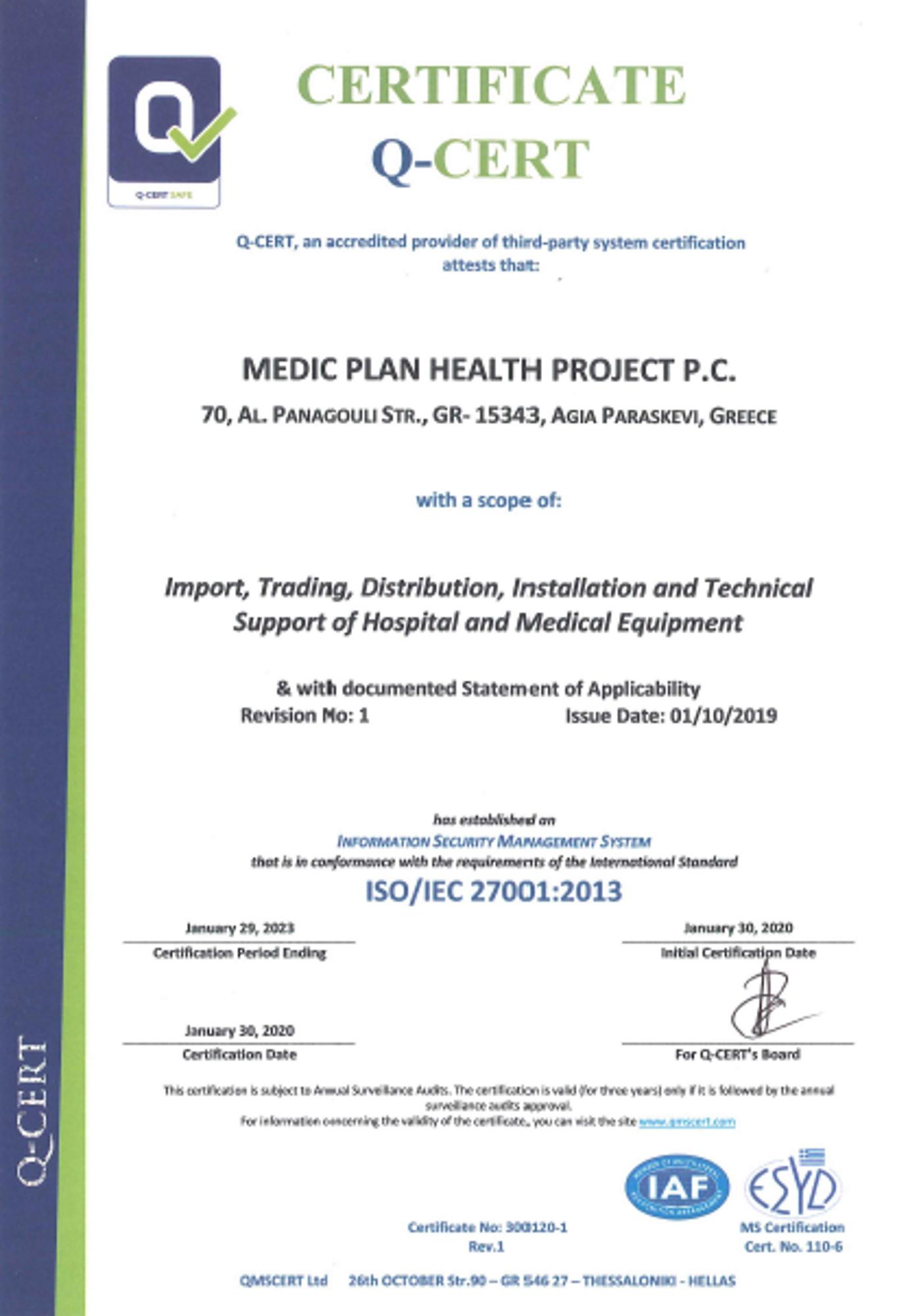 MEDIC-PLAN-ISO-IEC 27001-2013_en